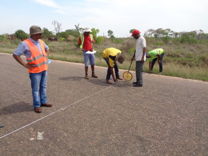 Condition monitoring in Mozambique
